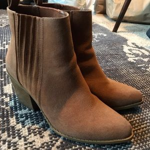 Forever21 Brown Booties